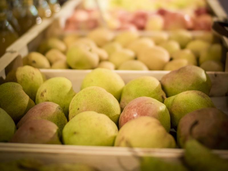 Fruits & Légumes - Producteurs - Restaurants des Trésoms Annecy