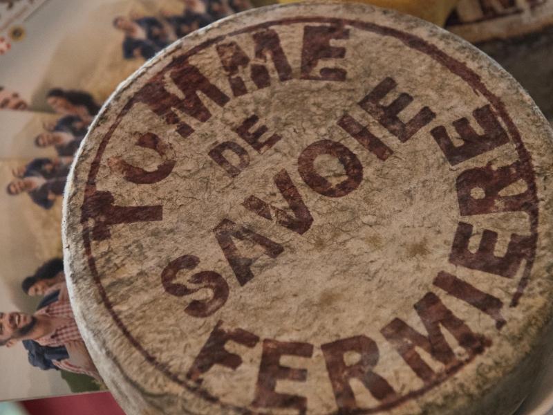 Fromages & Crèmerie - Producteurs - Restaurants des Trésoms Annecy