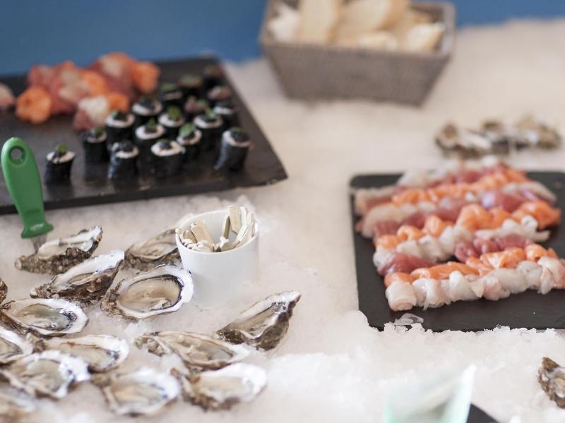 Poissons & Viandes - Producteurs - Restaurants des Trésoms Annecy