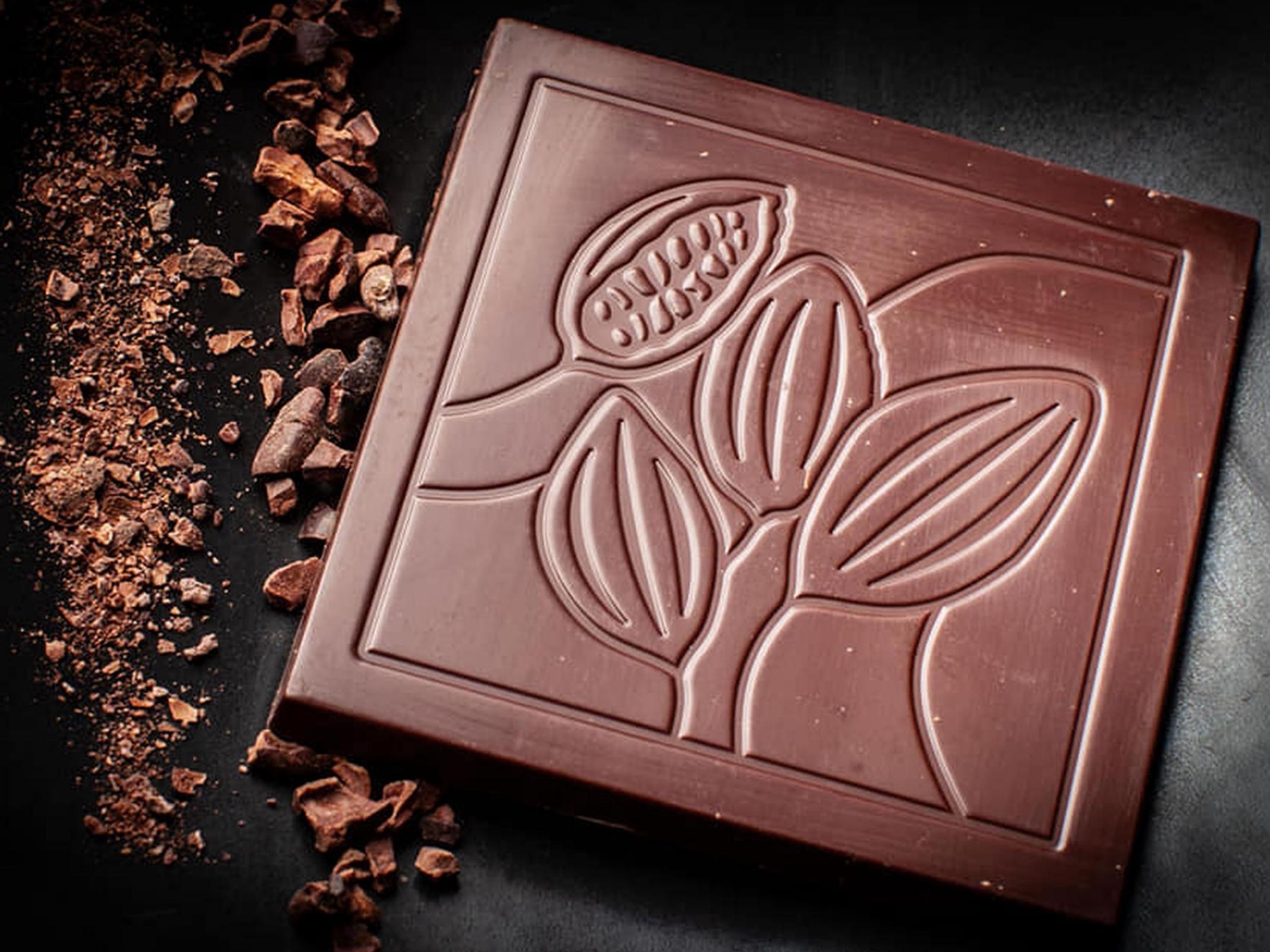 Chocolat - Cocoa Valley - Marché des Producteurs - Les Trésoms Annecy