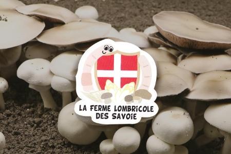 La Ferme Lombricole des Savoie - Rudy Lauberton - Marché des producteurs - les Trésoms Annecy