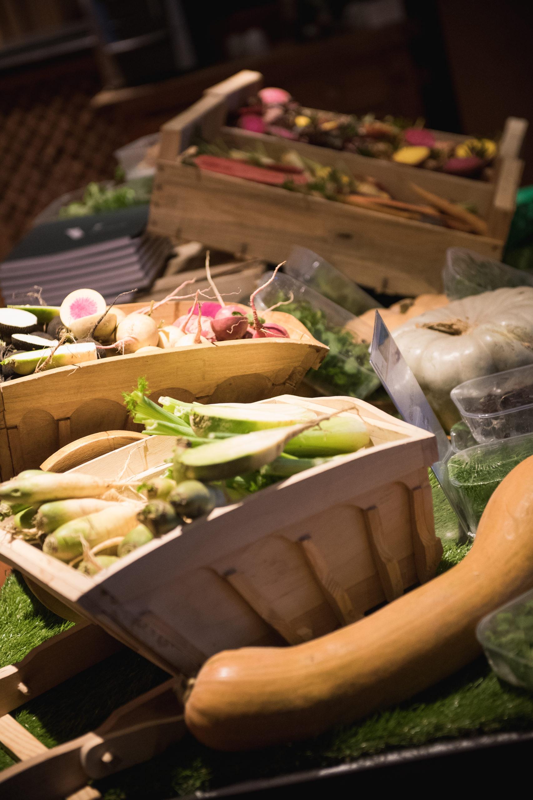 Fruits & Légumes - Marché des Trésoms Annecy Haute-Savoie