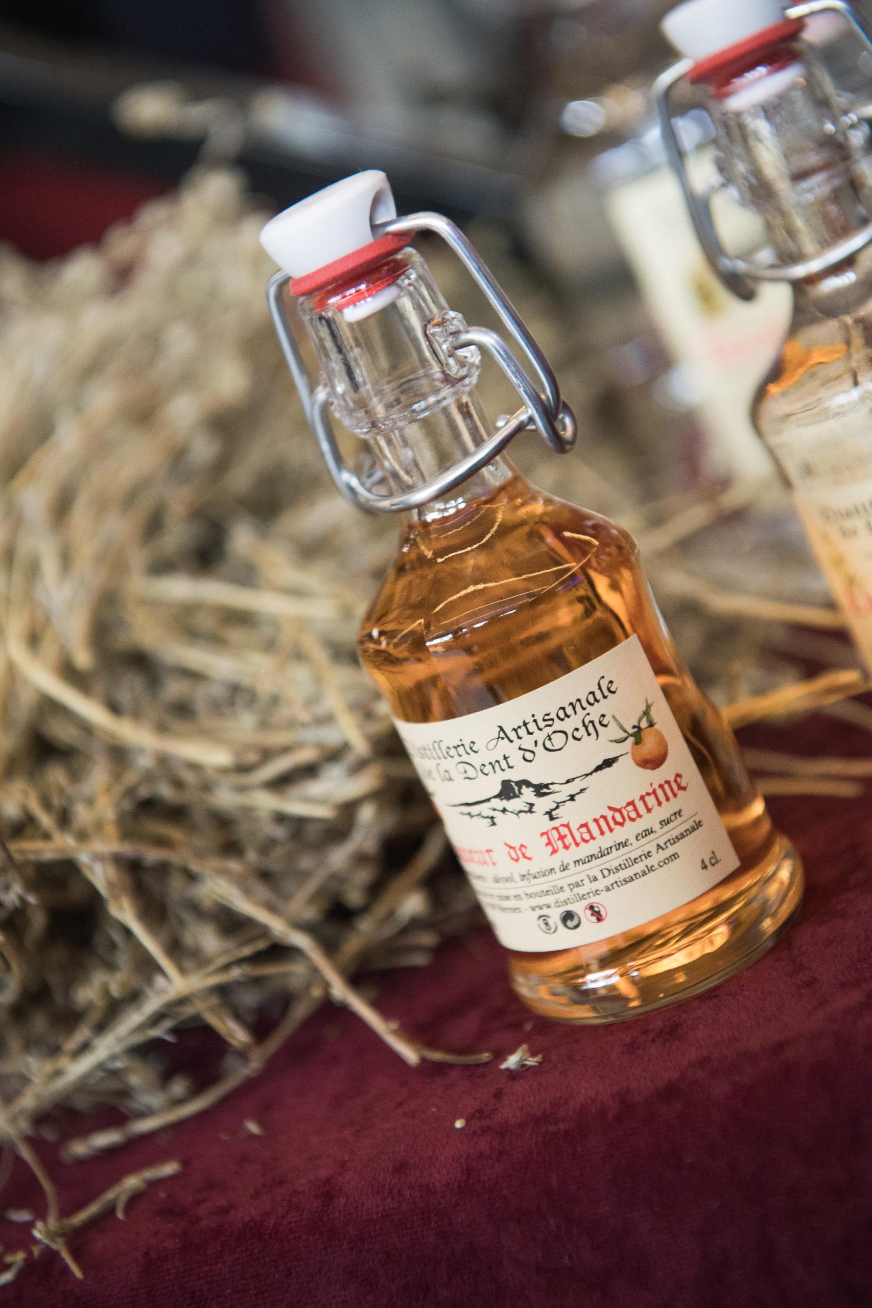 Distillerie de la Dent d'Oche - Marché des Trésoms - Annecy Haute-Savoie