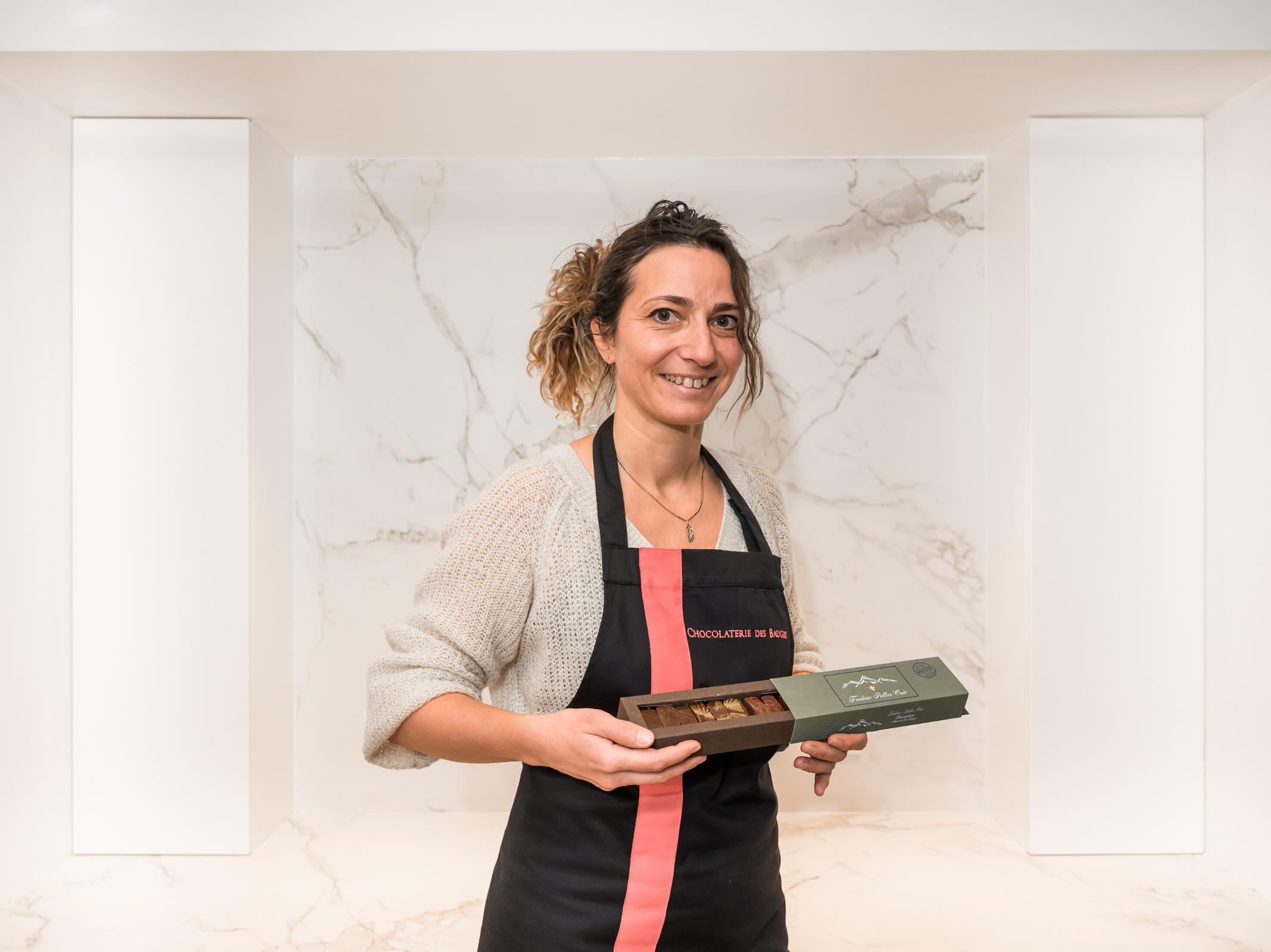 Chocolaterie des Bauges - Marché des Producteurs - Les Trésoms Annecy