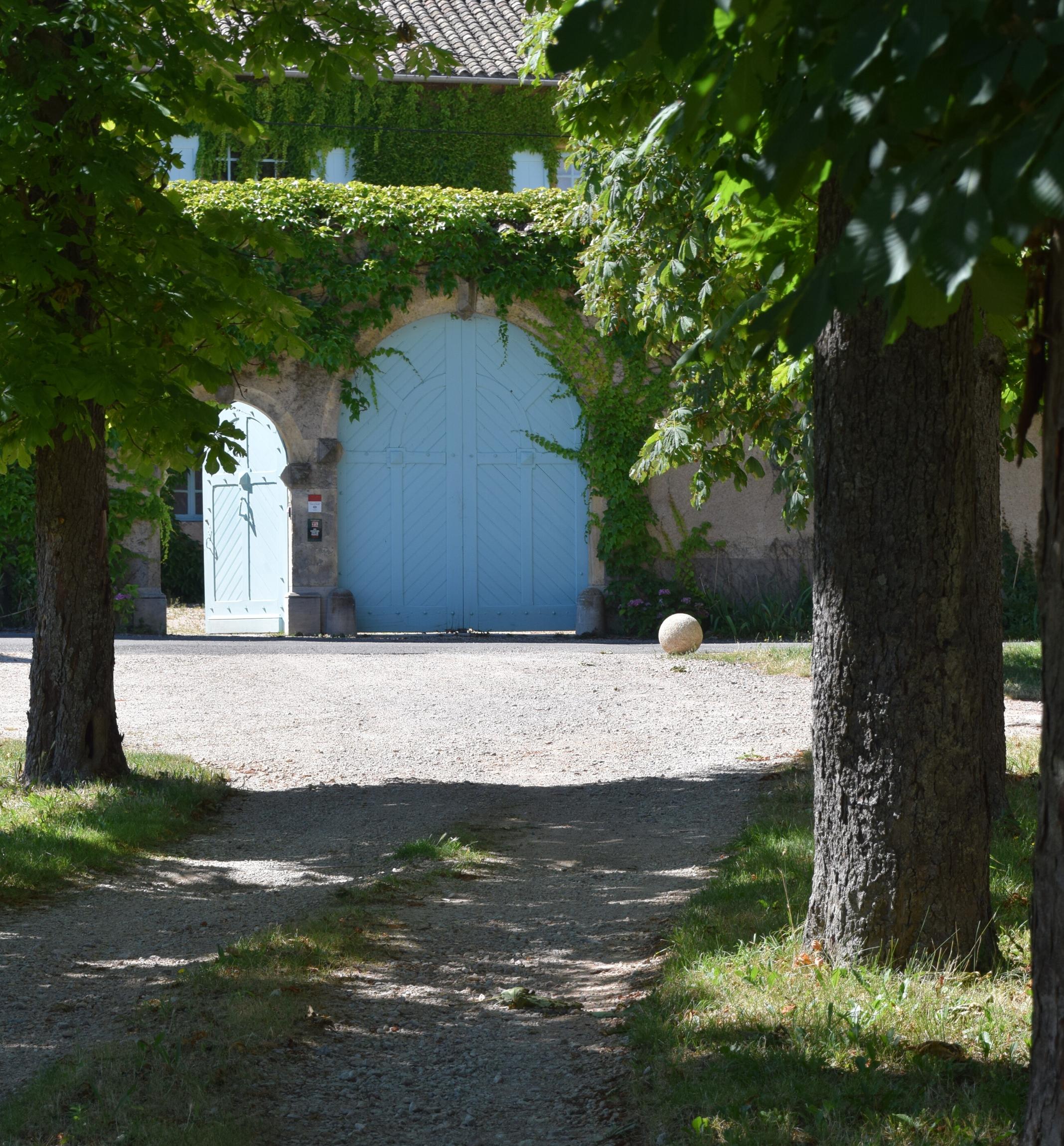 Domaine du Château des Bachelards - Marché des Producteurs - Les Trésoms Annecy