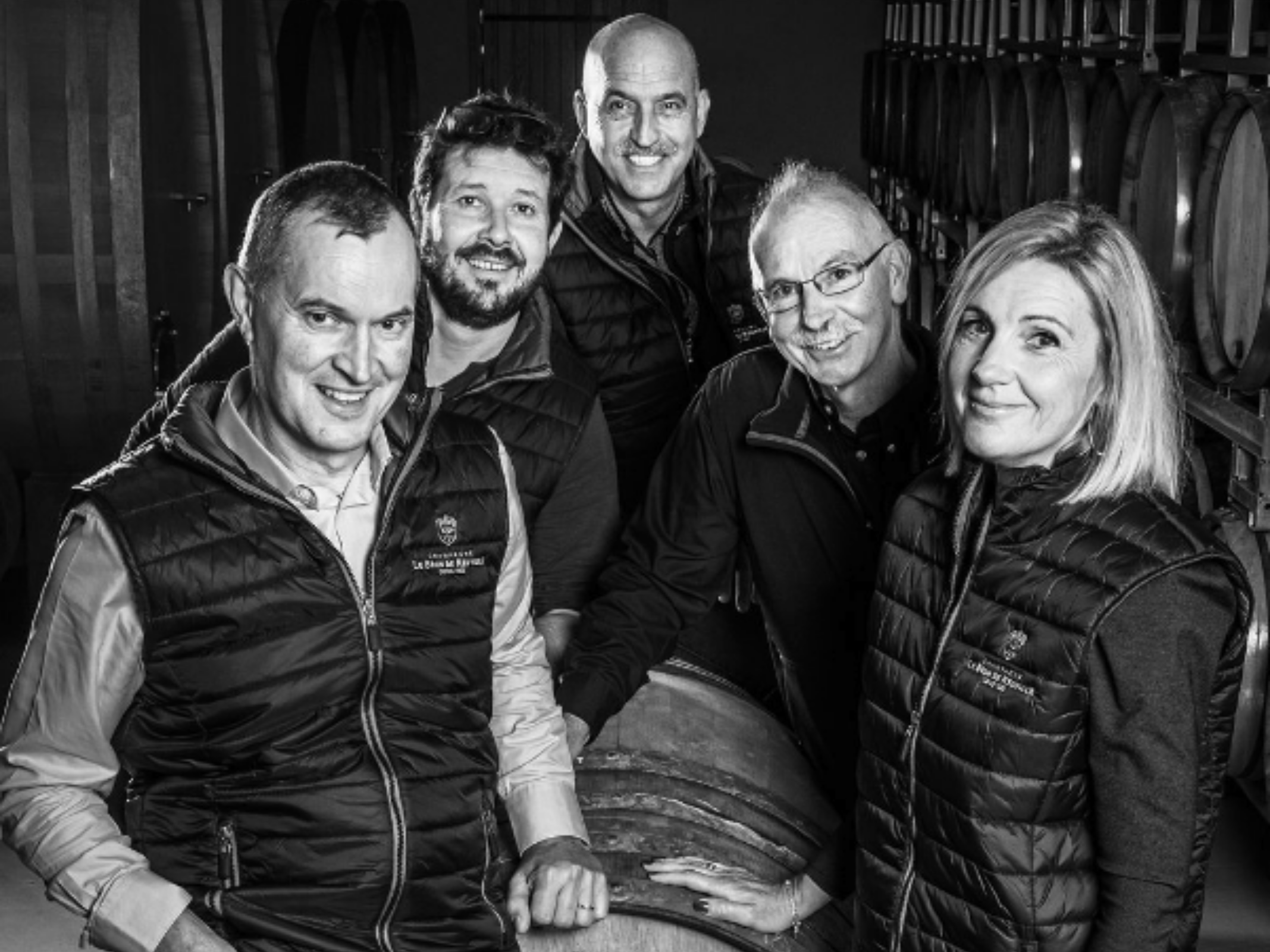 Equipe Champagne Le Brun de Neuville - Blanc de blancs brut - Marché des producteurs - Les Trésoms Annecy