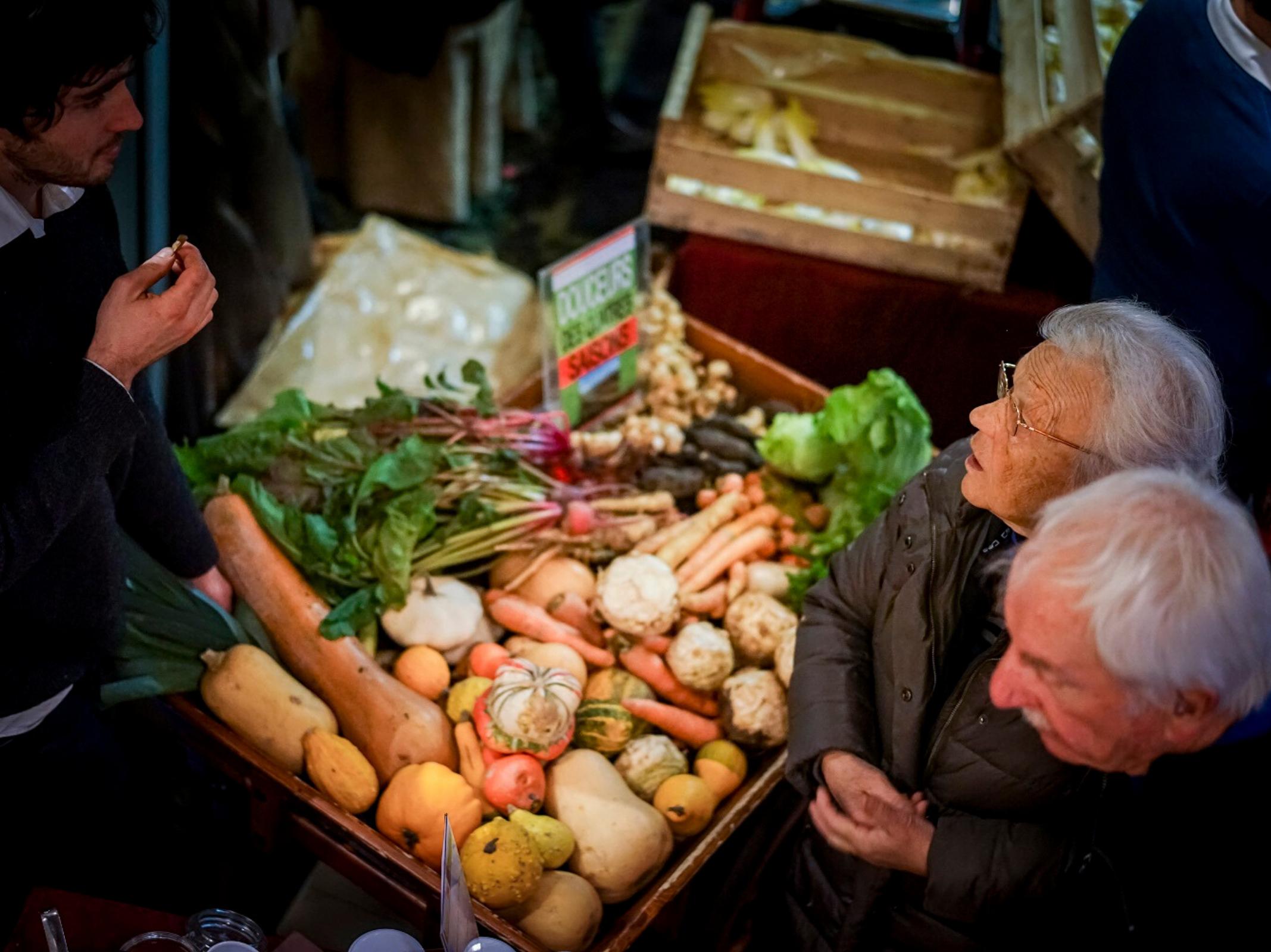 Jean-Robert Martel - Douceurs des 4 Saisons - Marché des Producteurs - Les Trésoms Annecy