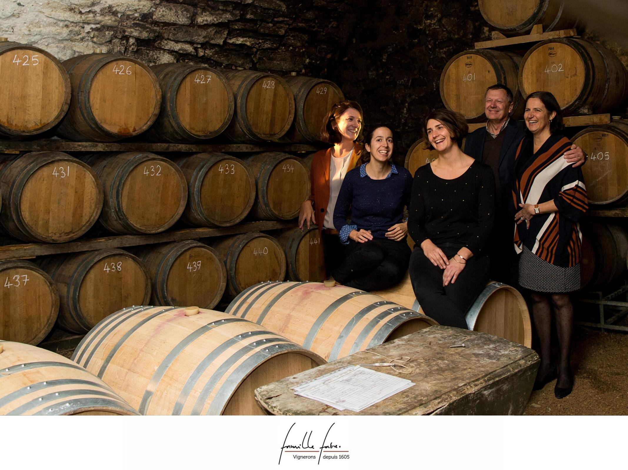 Famille Fabre - Marché des producteurs - Les Trésoms Annecy